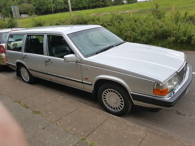 Volvo 760 Gle Estate 1988 Great Tow Car