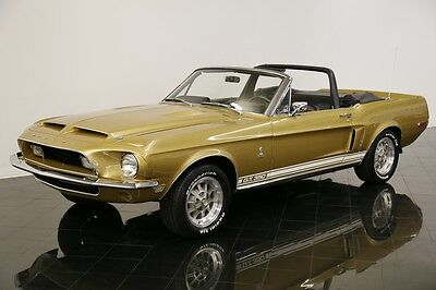 1968 Shelby Mustang GT350 Cobra 1968 Shelby Mustang Cobra GT350 Convertible *$942 PER MONTH!*