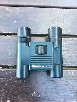 Nikon 8x20 65 Degrees Binoculars