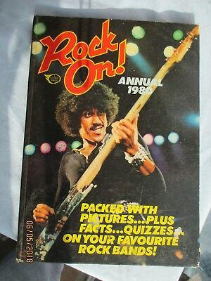 """""""Rock On Annual 1980"""""""