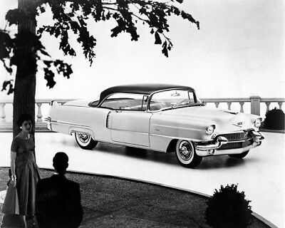 1956 Cadillac Series 62 Coupe DeVille Factory Photo cb1131