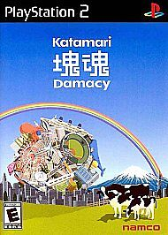 Katamari Damacy Sony PlayStation 2 2004 NO INSTURCTIONS OR COVER ART - DISC ONLY