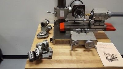 Used Cutter Master Hdt-610 Universal Tool & Cutter Grinder