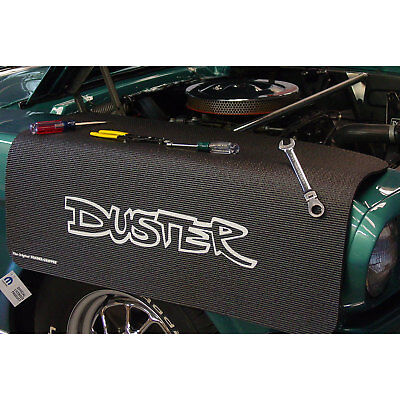 """Plymouth Duster Fender Grip Cover 22"""" x 34"""" non-slip material"""