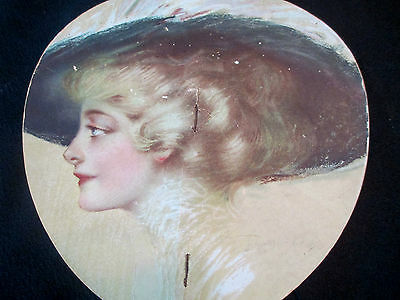 Fan Advertising Frederick Loeser Co Brooklyn Ny The Greater Building 4 Location