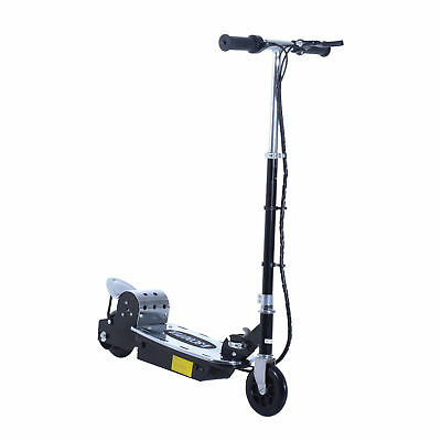 "33.9"" to 37.8""Electric E-Scooter 8 mph Motorized Battery Powered Foldable Black"