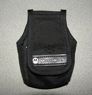 Motorola Minitor V Pager Nylon Case with Belt Loop RLN5699 RLN5699A