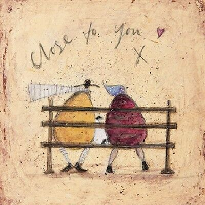 Sam toft greeting card anniversary close to you 295 picclick uk sam toft greeting card anniversary close to you m4hsunfo