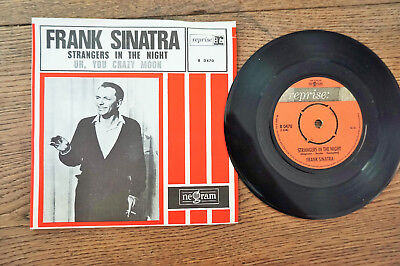 """fRANK sINATRA """" Strangers in the Night / Oh, you... """" Single 7"""" Reprise R 0470"""