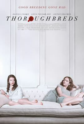 Thoroughbreds - original DS movie poster - 27x40 D/S