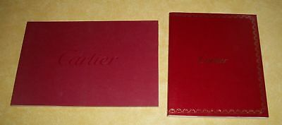 Vtg Cartier Wrist Watch Jewelry Catalog France Book Advertising Promo Retail Pop