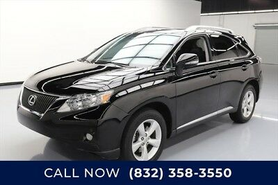 Lexus RX  Texas Direct Auto 2011 Used 3.5L V6 24V Automatic AWD SUV Premium