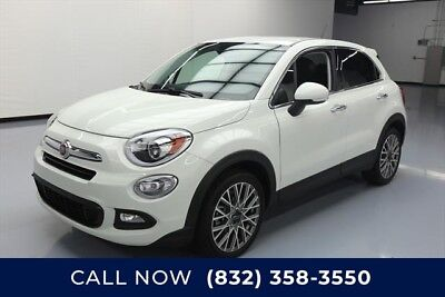 Fiat 500X Lounge 4dr Crossover Texas Direct Auto 2016 Lounge 4dr Crossover Used 2.4L I4 16V Automatic FWD SUV