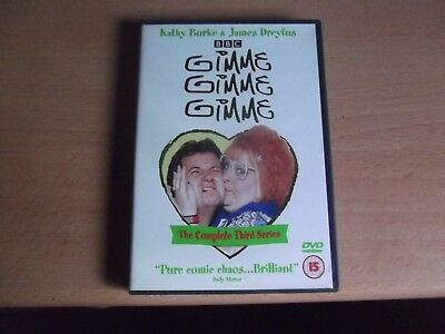 Gimme Gimme Gimme - The Complete Third Series Dvd