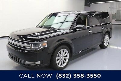 Ford Flex Limited Texas Direct Auto 2016 Limited Used 3.5L V6 24V Automatic AWD SUV