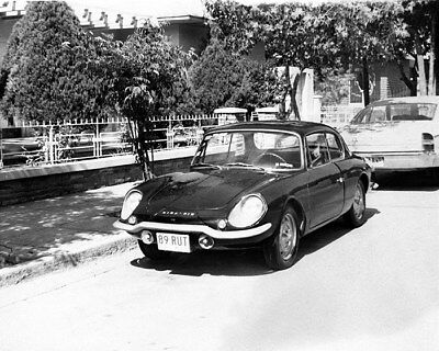 1971 Renault Dinalpin Alpine in Mexico Photo cb1169