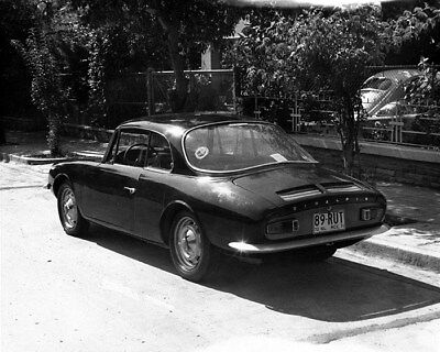 1971 Renault Dinalpin Alpine in Mexico Photo cb1167
