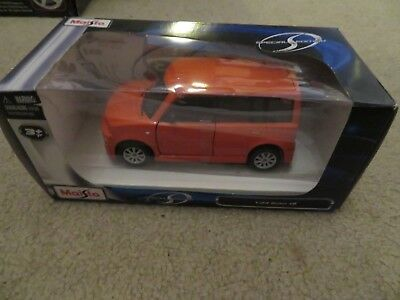 Maisto Special Edition Orange Scion XB 1:24 Scale 2012 MISB  See My Store
