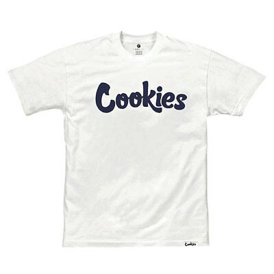 29a028241 Cookies SF Berner Men's Thin Mint T Shirt White Black Tee Clothing Apparel