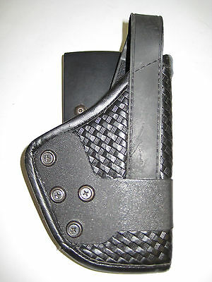 Uncle Mike's Mirage Basket Weave Size 30 Right Hand Gun Holster