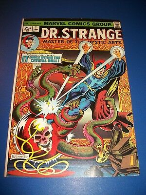 Dr. Strange #1 Bronze Age Key Issue Wow Fine+ Beauty w/Marvel Value Stamp