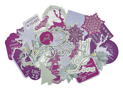 *A&B* KAISERCRAFT Scrapbooking Collectables Christmas Jewel CT887 LIMITED STOCK