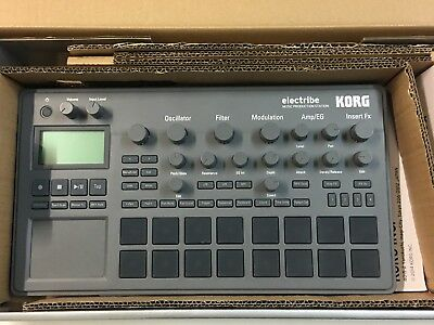 Korg Electribe Music Production Station Electribe2 005977 Like New Pickup Welcom