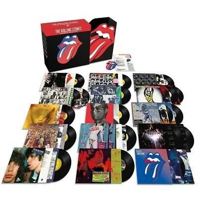 The Rolling Stones -  Studio Albums Collection 1971-2016 20-LP Box Set PRE-ORDER