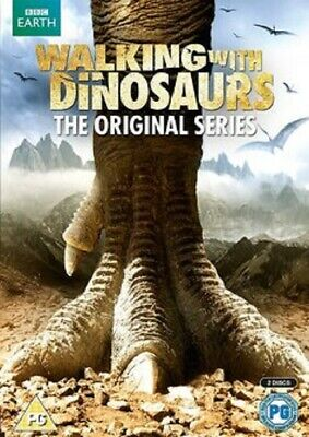 Walking With Dinosaurs BBC (2 Disc Set) New DVD Region 4