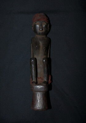 Charm Figure From Flores Island