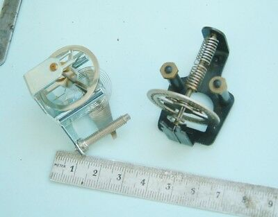 Clock makers Smiths Hermle floating balance platform Escapement clock movement