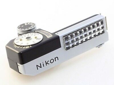 Nikon F Model III Selenium Meter, Good cosmetic condition, Non-working