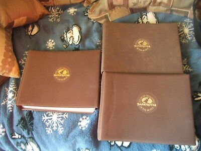 Most Treasured Banknotes of the World - Fleetwood Currency Album - 141 UNC NOTES