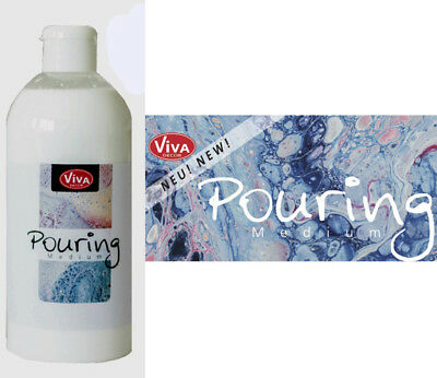 Pouring Medium Viva Decor 500ml (1000ml=27,90€)