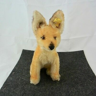altes Steiff Tier  Fuchs 3317,00  Xorry