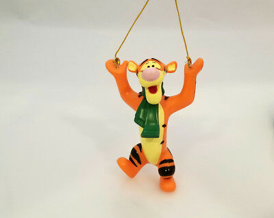 Disney Ornament Tigger with Green Scarf - Winnie the Pooh - #DTGS-NOBOX