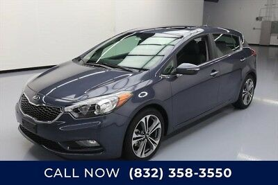 KIA Forte EX Texas Direct Auto 2016 EX Used 2L I4 16V Automatic FWD Hatchback