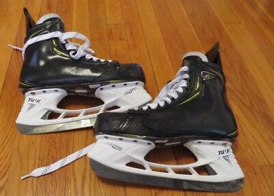 Lightly Used Bauer Supreme 2S Pro Stock Ice Hockey Skates 10 D/A Flyers Provorov