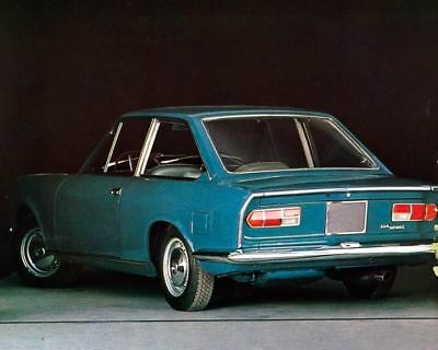 1968 Fiat 124 Sport Coupe Factory Photo c3187-Y74UTF