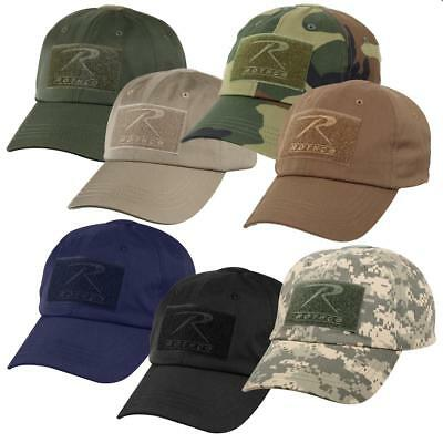 TACTICAL OPERATOR CAP With US Flag Baseball Hat Rothco -  10.60 ... c9acfe02437