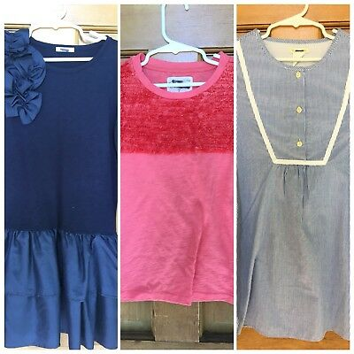 Crewcuts girls clothing lot size 8 Three piece lot dresses top