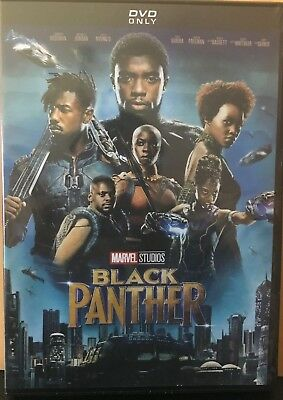 Black Panther NEW DVD FREE SHIPPING!!