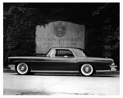 1956 Lincoln Continental Mark II Factory Photo c5342-DMAPS8