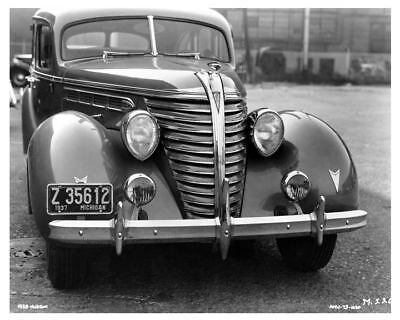 1938 Hudson Factory Photo c6203-9MEKQW