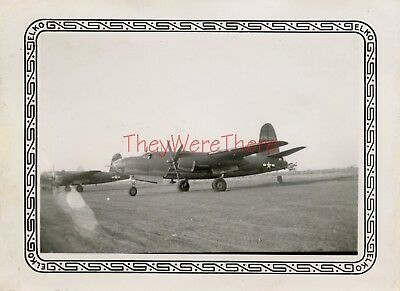 WWII photo- Martin B-26 Bomber plane- PATSY-  42-95946- Lost over France -  KIA