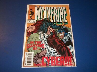 Wolverine #80 1st X-23 Test Tube NM- Gem
