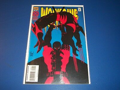 Wolverine #88 Deadpool NM- Gem Wow