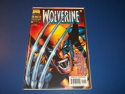 Wolverine #145 Great Silver  Claws Hulk  VF+ Beauty