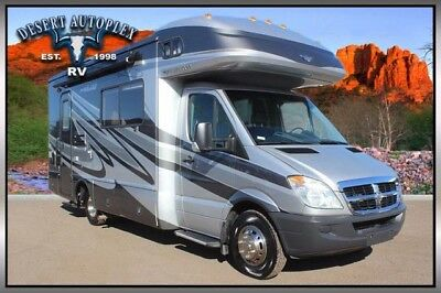 2010 Fleetwood Pulse 24S Single Slide Class C Motorhome