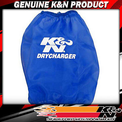 For Your K/&N RF-1024 Filter K/&N RF-1024DL Blue Drycharger Filter Wrap